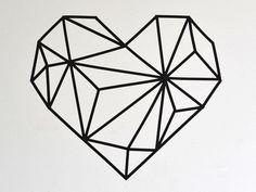 Afbeeldingsresultaat voor geometrische murral