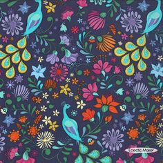 Kate Spain Cuzco Sanctuary in Indigo Kate Spain Cuzco Sanctuary in Indigo Moda fabric for patchwork quilting and dressmaking from Eclectic Maker [27130 14] : Patchwork, quilting and dressmaking fabric, patterns, habberdashery and notions from Eclectic Maker