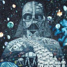 Emma J Shipley x Star Wars
