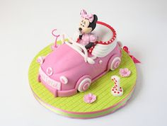 O Carro da Minnie