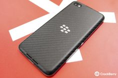 BlackBerry Z30 back | CrackBerry.com Blackberry Z30, Iphone