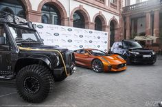 The Official James Bond 007 Website   SPECTRE CARS ON DISPLAY IN FRANKFURT