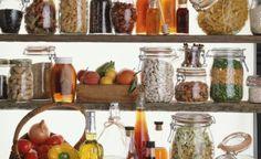 20 tolle Speisekammer Ideen in der Küche -  Aufbewahrung von Lebensmitteln