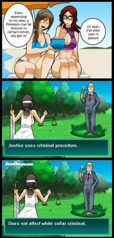 justice got served