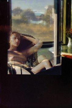 Sobreposición de imágenes de Saul Leiter