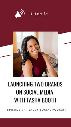 People say having an online business allows you the freedom to do what you love, but does it really? No one seems to talk about how it also requires great sales copy and landing pages, a solid social media strategy, a launch strategy, and so much more. Tasha Booth joins me and shares why she decided to separate her brands, how she plans and executes launches for herself and her clients, tips for showing up on social media during and after a launch, and more!