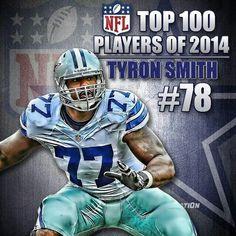 Tyron Smith - LT DCFFL