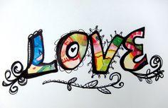 creative lettering ideas - Google Search