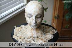 BrightNest | 21 Halloween Decor DIYs: Ghouls, Goblins, Ghosts and More