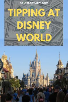Tipping at Disney World can be confusing for international guests who are not used to how Americans tip in general. Tipping and gratuities are what happens in the United States and at Disney World so we decided to provide a Disney World Tipping Guide.Let's guide you through the process of tipping at Walt Disney World step by step.