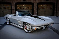 1965 Corvette Custom Roadster