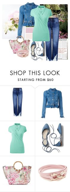 """Easy As Can Be"" by janie-xox ❤ liked on Polyvore featuring 3x1, J.W. Anderson, Gap, Dana Buchman and Salvatore Ferragamo"