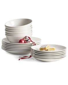 Dreaming of a White Christmas this year? We know just what you need: Martha Stewart's stunning whiteware!