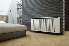 Cache Radiateur Version Moderne Cache Radiator Pinterest See More Ideas About