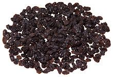 Raisins - Cure for: High Blood Pressure!Sixty raisins—about a handful—contain 1 g of fiber and 212 mg of potassium, both recommended in the Dietary Approaches to Stop Hypertension (DASH) diet. Numerous studies show that polyphenols in grape-derived foods such as raisins, wine, and juice are effective in maintaining cardiovascular health, including bringing down blood pressure.