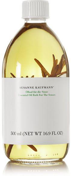Susanne Kaufmann Essential Bath Oil For The Senses, 500ml