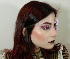 Este es un maquillaje creado por mi, inspirado en el estilo victoriano y con un toque Steampunk.Seguiré subiendo más estilismos nuevos en mi canal de youtube : Lady Lobotomy.