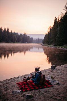 Early Morning Hike At Lake Wenatchee, Washington - The Mandagies - Pacific Northwest