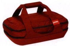 Pyrex Portable Double Decker Casserole Carrier   Carries Two (2) 3 Quart  Casseroles,