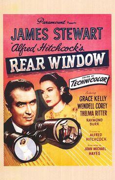 "Hitchcock's ""Rear Window"""