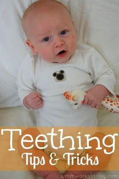 Teething Tips and Tricks for Kids.
