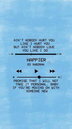 Iphone Wallpaper Quotes Lyrics Ed Sheeran 32 Ideas For 2019 quotes wallpaper 431078995584625735 Song Lyric Quotes, Music Lyrics, Music Quotes, Ed Sheeran Quotes Lyrics, Sad Song Lyrics, Song Lyrics Wallpaper, Wallpaper Quotes, Iphone Wallpaper, Happier Lyrics