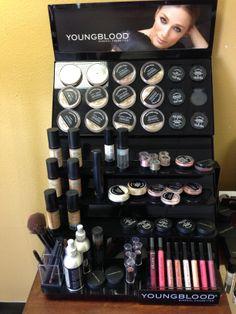 YOUNGBLOOD Cosmetics @LA Tan & More.com