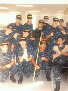 Great Lakes, Illinois. Navy Boot Camp in the summer of 2011.