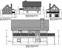 DIY, Homesteading, Self-Sufficiency Log Home Plans: 11 Totally Free DIY Log Cabin Floor Plans POSTED: October 1st, 2015, LAST UPDATED: October 8th, 2015 Log home A log cabin or log home is not only a versatile, endearing and cost effective living solution, it is also a great way of creating your very own retreat (especially with these free log home plans!) that you can pick up and place in a wide range of spaces, providing they have the capacity to accommodate your new it o...