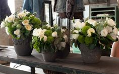 THIS is what makes a flower arrangement stand out.