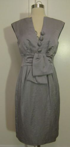 another cutely designed dress by Nanette Lepore.