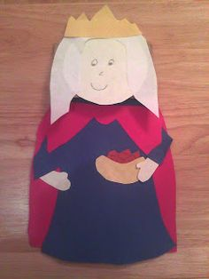 RE Teacher- Catholic Religious Education Resources: Saint Puppets- St. Elizabeth of Hungary and St. Catholic Religious Education, Catholic Crafts, Catholic School, Saint Elizabeth Of Hungary, Catholic Icing, Paper Bag Puppets, All Saints Day, Before Us, Craft Activities