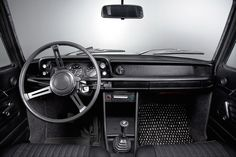 #interior #steeringwheel BMW 2002 tii | Modern Design