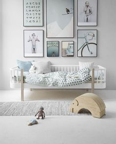 We have grown up children so ideas for children's rooms is not something that is relevant anymore. However room decor is always inspiring, regardless of age. If I would have to make a choice, the l...