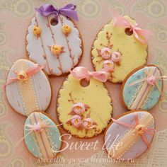 Love these Easter Cookies.