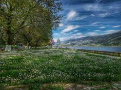 Η λιμνη των Ιωαννινων!!! Our Town, Greece, Mountains, City, Nature, Travel, Greece Country, Naturaleza, Viajes