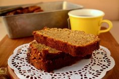 Healthy whole wheat banana bread with no added sugar and eggs. | Spices and Aroma | Food, Life and Stories
