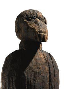 Bidjogo Shrine Figure (detail) Height: 13 in cm) Collected in situ in the by the present owner Art Sculpture, Sculptures, Art Premier, Guinea Bissau, African Art, Arts, Archaeology, Impressionist, Modern Art