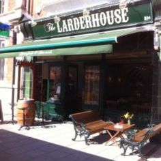 The Larder House, 4 Southbourne Grove, Bournemouth BH6 3QZ.