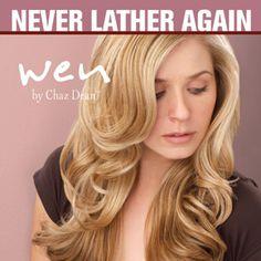 Wen by Chaz Dean Wen Hair Care, Curly Hair Care, Big Blonde Hair, Hair Hacks, Hair Tips, Natural Treatments, Messy Hairstyles, Fashion Beauty, Fashion Hair