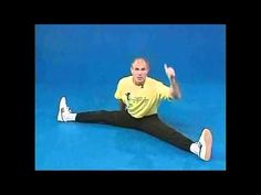 Bill Superfoot Wallace - How to Advanced Stretching 1/3 - YouTube