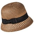 Natural Cloche Hat w/ Band Target $11.69
