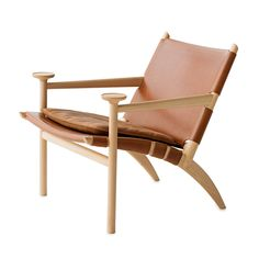 Shop SUITE NY for the Hedwig armchair by David Ericsson for Garsnas and more wooden lounge chairs and contemporary Swedish designer furniture