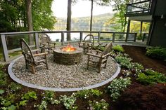 Keep your family and home safe and your fire pit functioning beautifully with must-know care and maintenance tips from HGTV Gardens.