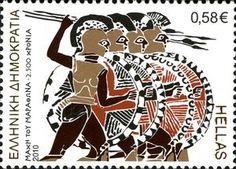 The Battle of Marathon - 2500 Years