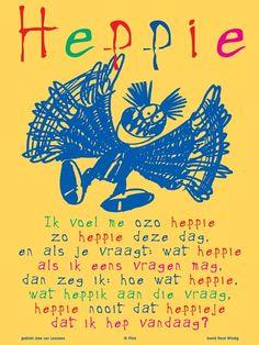 Poëziekaart Plint - Heppie