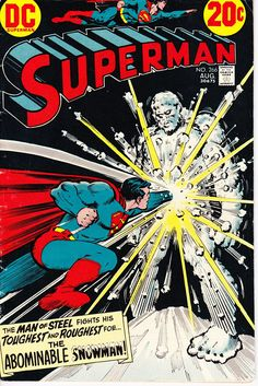 Superman #266 (1939 1st Series) August 1973   DC Comics   F/VF