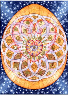 Francene Hart: -She utilizes the wisdom and symbolic imagery of Sacred Geometry, the environment, to create watercolor paintings of beauty and spirit.