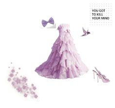 """""""Maikos ballgown"""" by lost-dreamer-1 ❤ liked on Polyvore"""