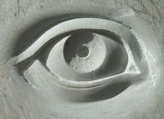 stone sculpture | eye « John Thompson Art